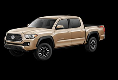 2018 Toyota Tacoma TRD Off-Road (Quicksand)