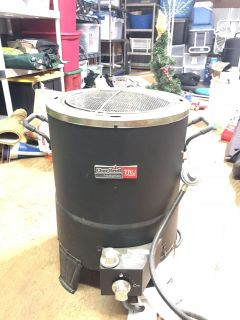 Charbroil oiless fryer/infrared grill