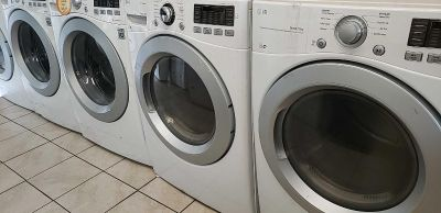 LG WASHER FRONT LOAD