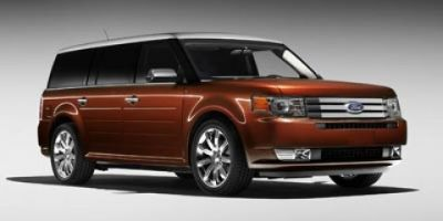 2009 Ford Flex Limited (Cinnamon Metallic)
