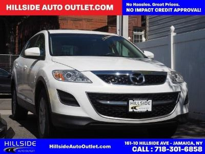 2010 Mazda CX-9 Touring (Crystal White Pearl Mica)