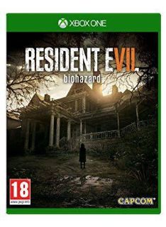 Resident evil 7 Xbox one (case without cover art)