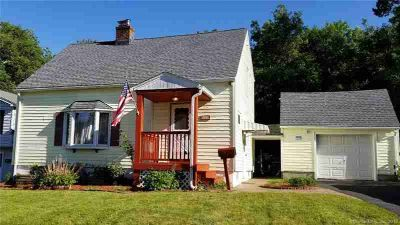 127 Judson Avenue Bristol Two BR, back on market due to roof...