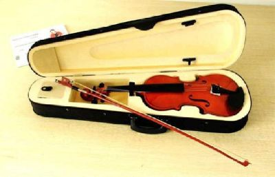 Handmade Wooden Violins 5 Sizes Available