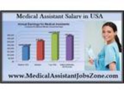 Medical Assistant School and Salary in USA - Medical Assistant
