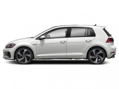 2019 Volkswagen Golf Gti Rabbit Edition (Pure White)