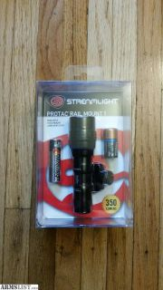 For Sale: New: Streamlight Protac Rail Mount 1