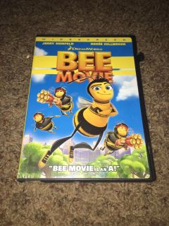 Bee movie dvd