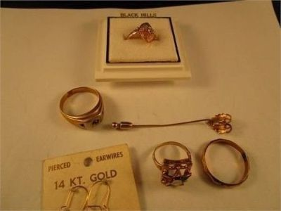 Fine Jewelry and Handcrafted Art Fountain
