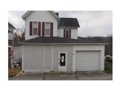 3 Bed 2 Bath Foreclosure Property in Monongahela, PA 15063 - Vine St