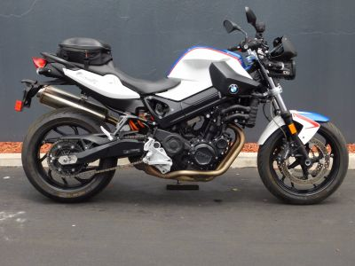 2011 BMW F 800 R Standard/Naked Motorcycles Chula Vista, CA