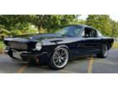 1966 Ford Mustang Fastback Twin Turbos 1000 HP
