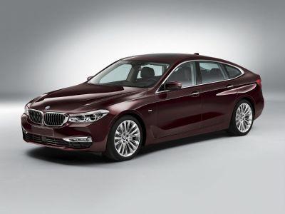2019 BMW 6-Series 640 Gran Turismo i xDrive (Royal Burgundy Red Metallic)