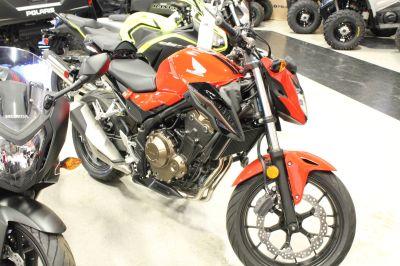 2017 Honda CB500F Sport Motorcycles Adams, MA