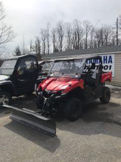 2015 Yamaha Viking EPS Utility SxS Ebensburg, PA