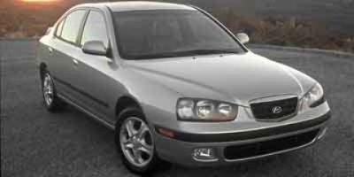 2003 Hyundai Elantra GLS (Pewter)