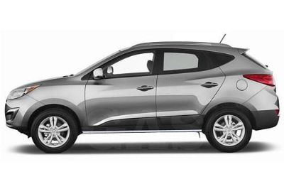 Purchase SES Trims TI-CM-288 10-13 fits Hyundai Tucson Side Molding SUV Chrome Trim motorcycle in Bowie, Maryland, US, for US $140.00