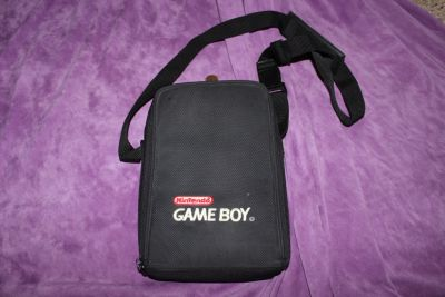 Nintendo Game Boy Bag