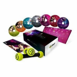 Zumba workout package