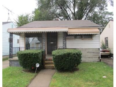3 Bed 1 Bath Foreclosure Property in Detroit, MI 48217 - S Deacon St