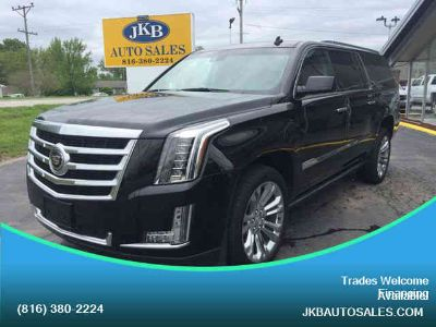 Used 2015 Cadillac Escalade ESV for sale