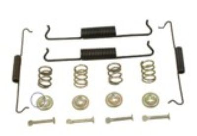 Brake Hardware Kit, Front, Type 1 58-64