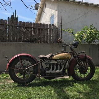 indian four cylinder scout chief