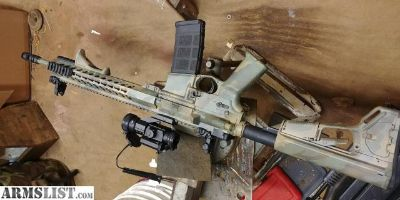 """For Sale/Trade: PSA Ar15 16"""" stainless"""