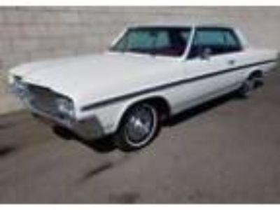 1964 Buick Skylark Hardtop Coupe - Original CA Car