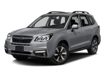 2018 Subaru Forester 2.5i Limited (Dark Gray Metallic)