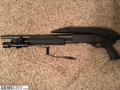For Sale: Tactical Shotgun