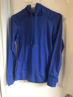 GUC Small Royal Blue pullover $10