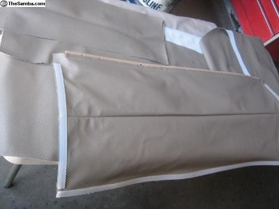 New bug sunroof Head liner beige color 58-62