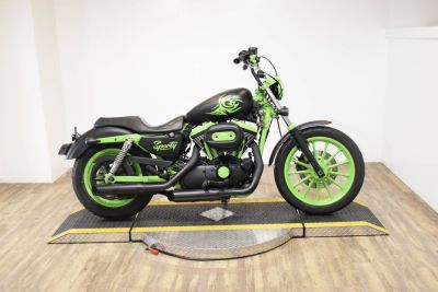 2008 Harley-Davidson Sportster 1200 Low Cruiser Motorcycles Wauconda, IL