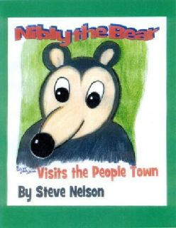 $1.99 NIBLY the Bear Visits the People Town