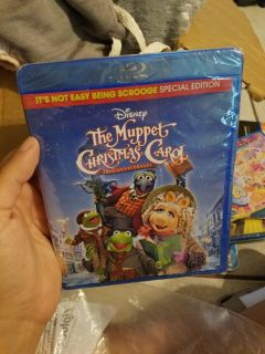 New! The Muppets Christmas Carol