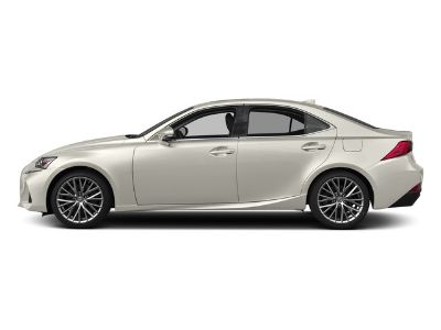 2018 Lexus IS IS (Eminent White Pearl)