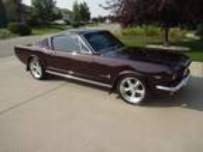 1965 Ford Mustang Fastback 5.0
