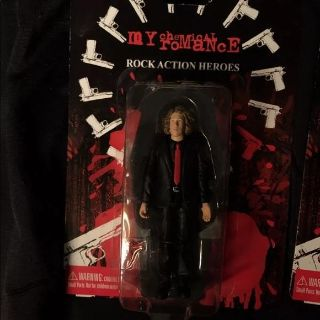 My Chemical Romance Action Figure