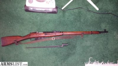 For Sale: 1939 Finnish Capture 91/30.