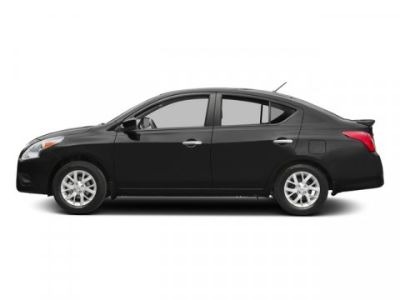 2015 Nissan Versa 1.6 S (Super Black)