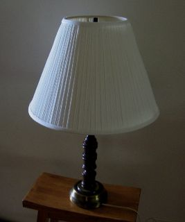 Table Lamp Vintage stand