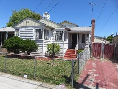 3 Bed 2 Bath Foreclosure Property in Oakland, CA 94605 - Arthur St