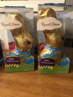 RUSSELL STOVER HOLLOW LARGE BUNNY