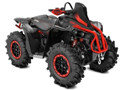 2018 Can-Am Renegade X MR 1000R Sport ATVs Cartersville, GA