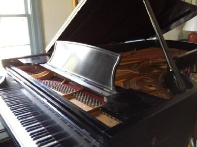 Steinway 'D' Concert Grand Piano