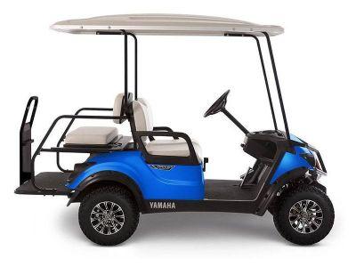 2019 Yamaha Adventurer Sport 2+2 (Electric) Electric Golf Carts Golf Carts Okeechobee, FL