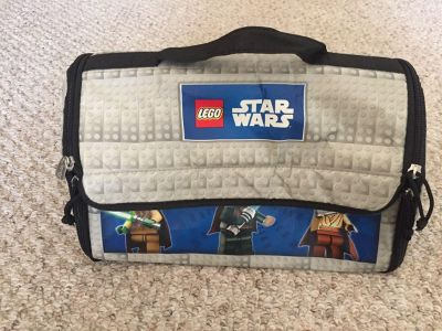 Star Wars Lego carrying case/play mat