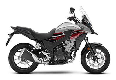 2018 Honda CB500X ABS Dual Purpose Goleta, CA