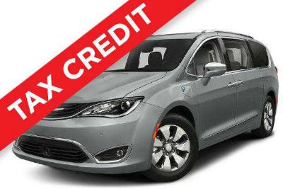 New 2018 Chrysler Pacifica FWD